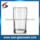 Promotional clear cheap wholesale glass cup set/water glass set/drinking glass for home/wedding