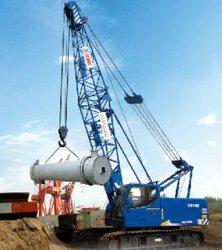 QUY55 - 55tons XCMG Crawler Crane
