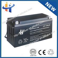 rechargeable battery 150ah maintenance free battery dealers in pakistan
