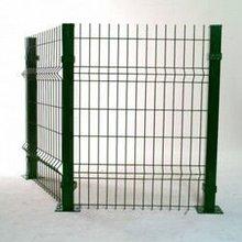 Fence panel PVC coated