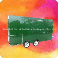 2013 Factory Supply Square Mobile Food Cooking Transport Room Truck Van XR-FV400 C