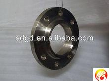 DIN86029 DN525 PN10 High Pressure Carbon Steel Slip On Pipe Flange