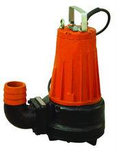 submersible dredge pump