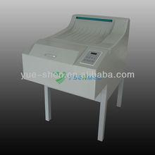 large volume LCD automatic dental film processor
