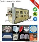 High precision full servo motor control disposable plate making machine