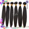 Wholesale 5a top grade brazilian human hair sew in weave