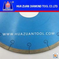 Sintered Ceramic Continuous Rim J-Slot Blade