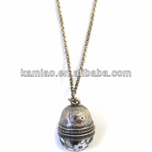 hot selling fashion jewelry empty cup chain necklace
