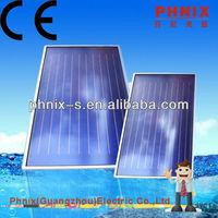 Solar boiler solar powered heat pumps