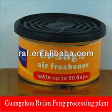 eco-friendly wood air freshener/soild air freshener with scents