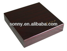 Luxury Cherry High Gloss Chocolate Box, High Quality Wedding Giveaways