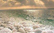 Dead Sea Salt for Food