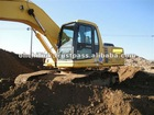 Used Komatsu Excavator PC200-6E-Sold out-