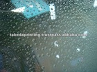 Super hydrophobic coating for car windows