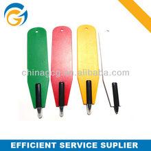 2013 Color Bookmark Stylus Plastic Ball Pen