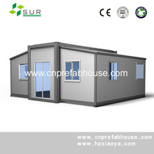 Smart Flexible Prefabricated Expandable Container Living House or Office (TIO)