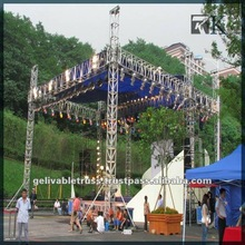Special Line 450*450mm Aluminum Concert Stage Truss Tower
