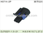 auto electric connector DJ7022Y-1.5-21