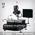 Gmax gm-5380 bga reball máquina bga estación de la reanudación
