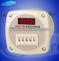 Contador eletrônico DH11S relé de tempo display digital AC tensão de trabalho : 50Hz36V110V127V220V380V DC : 24V12V