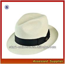 2013 100% paper hat for summer hats/biltmore president havana Panama Fedora