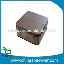 Marine Grade Top Vinyl Abrasion resistance premium indoor swim spa cover
