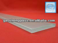 acid etched glass with CE,CCC Certifications