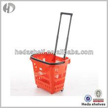 shopping basket for supermarket