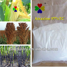 97%TC High efficient Selective herbicide Atrazine