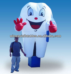 Giant inflatable tooth Y3002