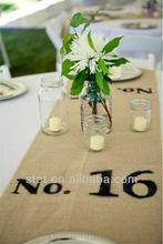 burlap table runners indian wedding favors wholesale