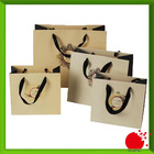 Luxury boutique paper shopping bags