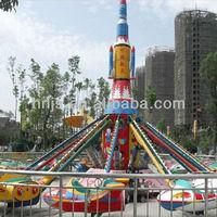 Fairground amusement ride self control plane for sale