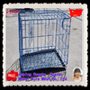"48"" Folding Pet Crate Kennel Wire Cage for Dogs /Cats or Rabbits,Anping factory(made in China)"