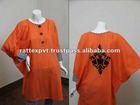 Classic Orange Colour Party Wear Womens Kurtis 2012