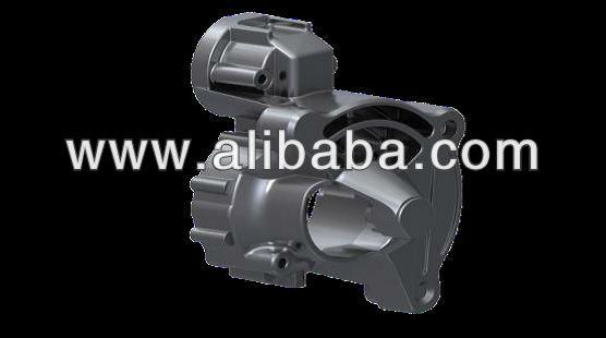 Aluminium casting molds