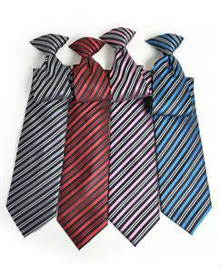 Clip On Neck Ties and Cross Ties