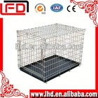 beat quality wire crate with wooden pallet