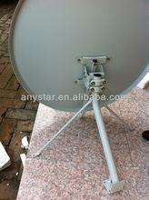 dish satellite antenna ku80 antenna dish satellite