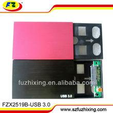 "USB 2.0 2.5"" SATA HDD Caddy/Case/Enclosure for External HDD 1TB"