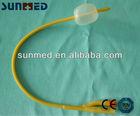 foley catheter latex