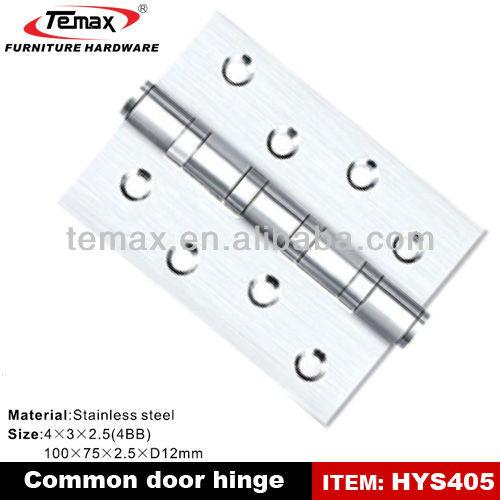 Types of Locking Hinges Door Hinge Pin Lock Pin Type