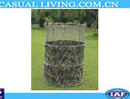 Camouflage barrel huntng tent /hunting equipment/hunting blind