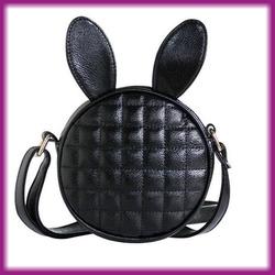 2014 Fashion Rabbit Ears PU Women Cartoon Shoulder Bag