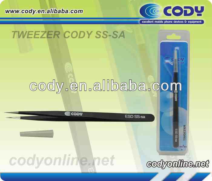 Tweezer CODY SS-SA