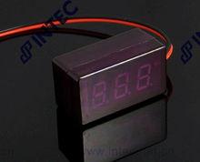 Electrical instrument DC 1.7~25V mini Voltage Meters LED voltmeter waterproof voltage J00095