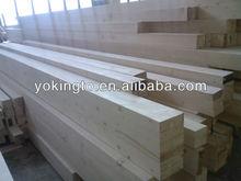 Whitewood timber spruce, pine wood lumber