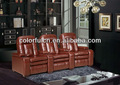 Preço de boa qualidade cinema sofá reclinável/sofá reclinável cinema( ls606- 3)
