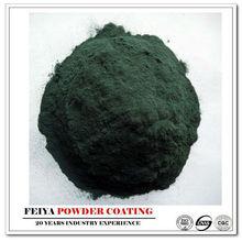 green semi gloss electrical insulating powder paint