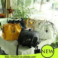 Free shipping 2013 new style handbag Japanese and Korean style shoulder messenger bucket Q36